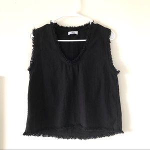 Mikoh - ready to wear - black top